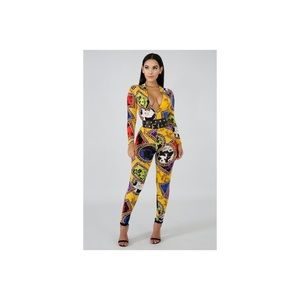 a2fcf12f6a7f Girl Pose Jumpsuit